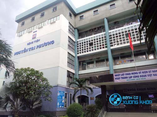 Bệnh viện Nguyễn Tri Phương là địa chỉ khám chữa bệnh tiểu đường
