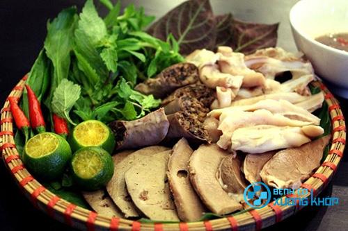 Người mắc bệnh mỡ máu không nên ăn nội tạng động vật