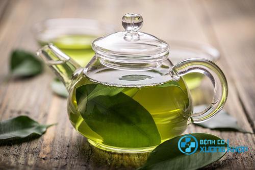 Trà xanh có nhiều công dụng điều trị bệnh cao huyết áp