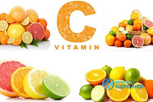 Vitamin C này đóng vai trò quan trọng trong việc duy trì nền xương tối ưu