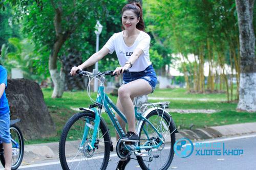 Bệnh nhân thoát vị đĩa đệm có nên đi xe đạp không?