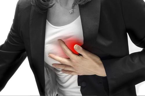 Các triệu chứng của bệnh tim ở phụ nữ