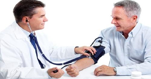 Điều trị hạ huyết áp