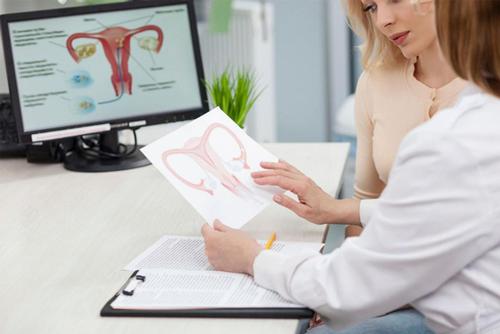 Điều trị u nang buồng trứng ở phụ nữ mang thai