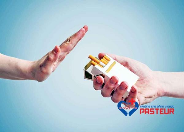 Tác hại của thuốc lá ảnh hưởng đến sức khỏe