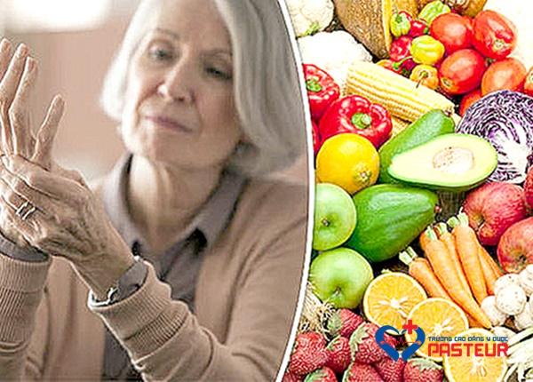 Chế độ ăn nào giúp giảm viêm?