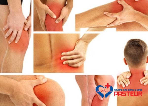 Các loại viêm khớp phổ biến nhất là viêm xương khớp và viêm khớp dạng thấp