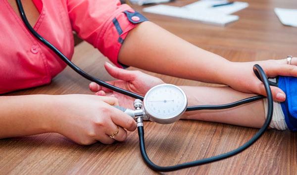 Dấu hiệu huyết áp thấp