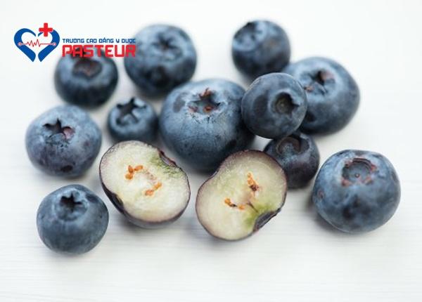 Những lợi ích vàng khi ăn quả việt quất thường xuyên